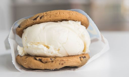 Snickerdoodle Cookie ice cream
