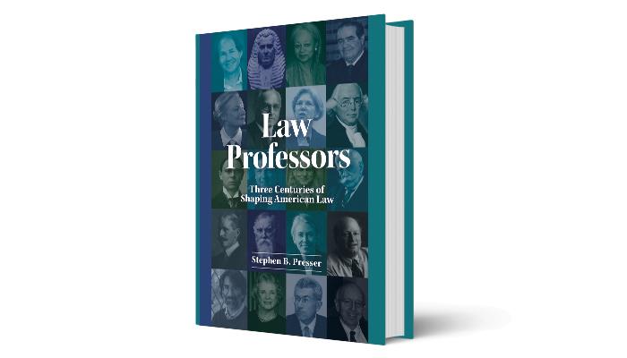 law professors book