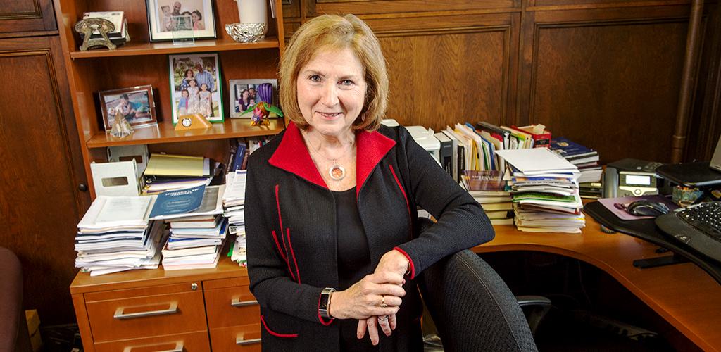 Professor Shari Diamond