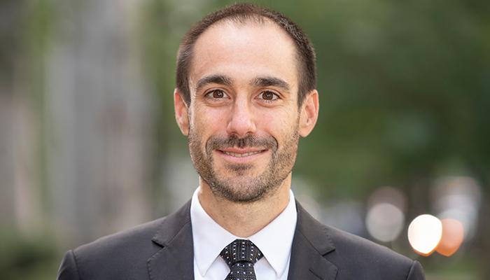 Professor Zachary Clopton