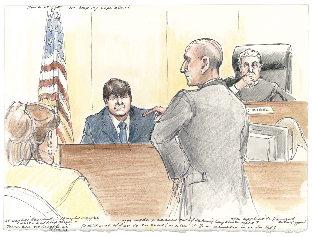 Rod Blagojevich Public Corruption Trial, 201